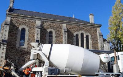 A Nantes, le chantier de la Maison de Nicodème, maison de soins palliatifs, est lancé !