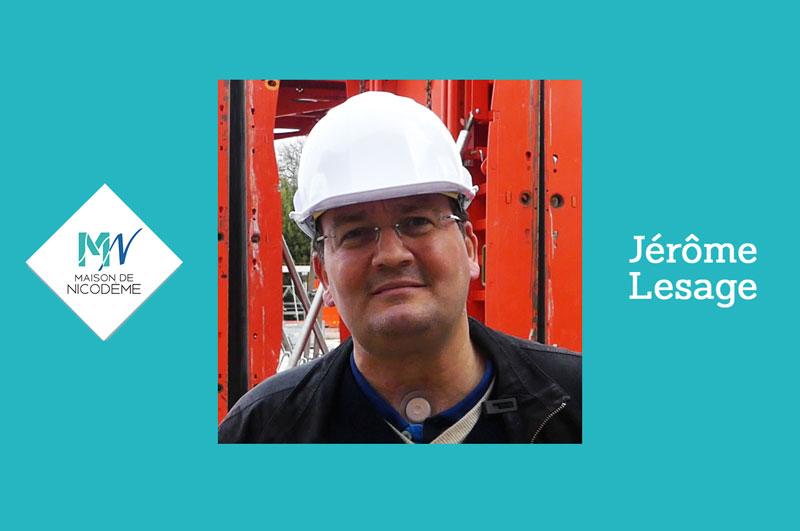 Témoignage de Jérôme Lesage et l'importance du groupe HSTV pour la Maison de Nicodème