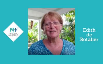 Témoignage d'Edith de Rotalier, Ancienne directrice Actions de Secours et Solidarité d'une ONG