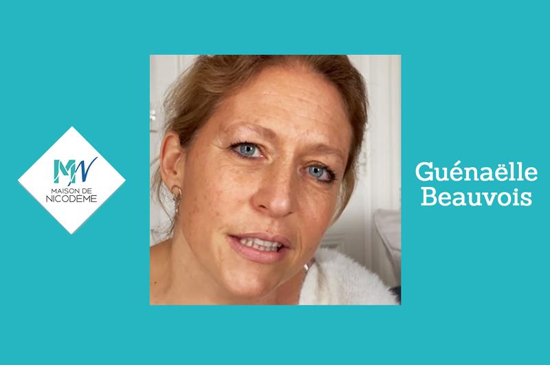 Témoignage de Guénaëlle, vice-présidente de l'association et infirmière en soins palliatifs