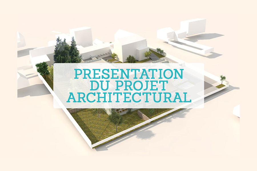 Présentation du projet architectural par Benoît Chailleux – CheD architectes